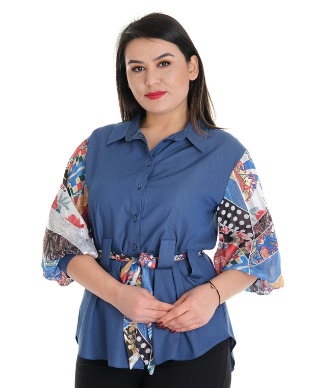 Tugce & Ece Three Quarter Sleeve Normal Neck Casual