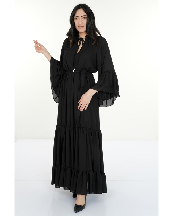 Mianotte Maxi Long Sleeve Casual Summer