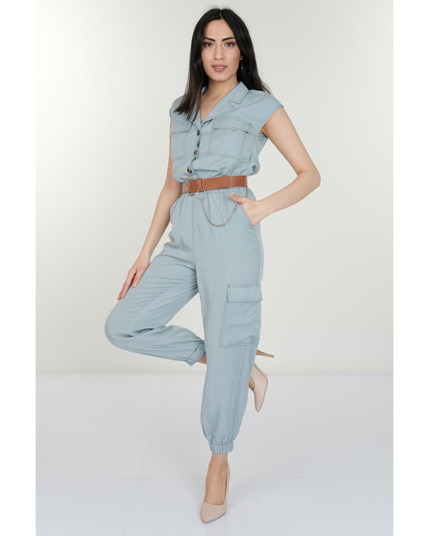 Reaksiyon Casual Jumpsuits
