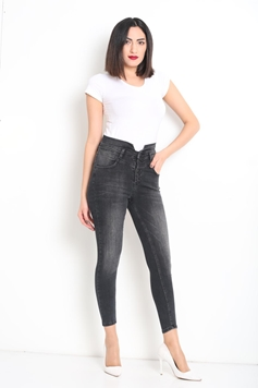 Hit Me Up High Waist Casual Trousers