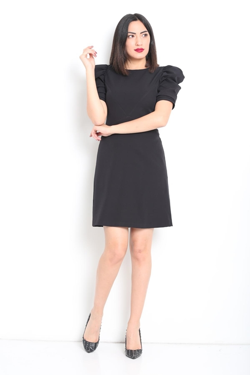 Zola Knee Lenght Short Sleeve Casual Going Out Dresses