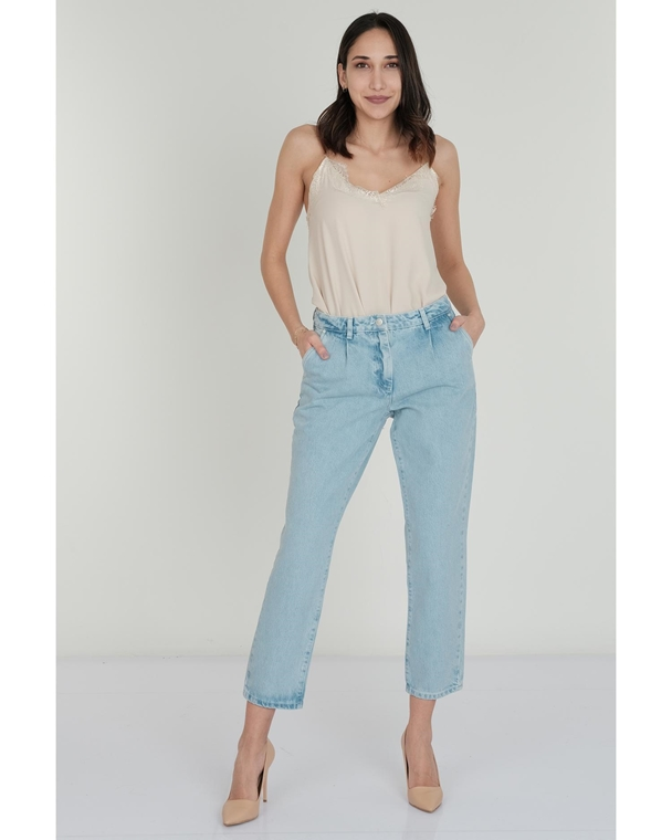 Explosion High Waist Casual Trousers
