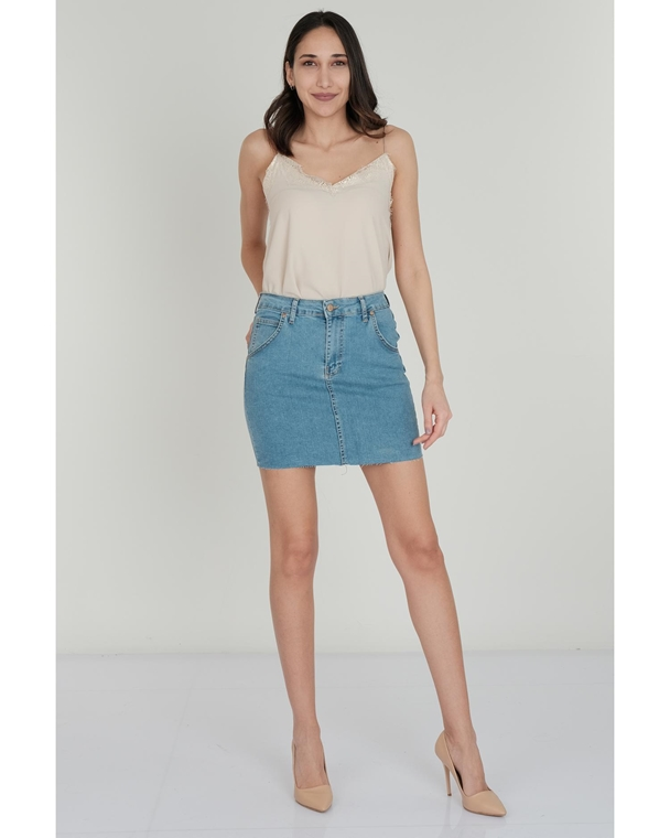 Hit Me Up Casual Skirt