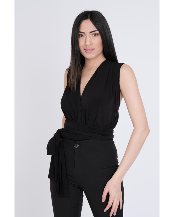 Explosion Sleevless Casual Blouses
