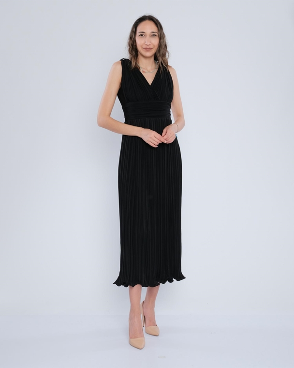 Green Country Maxi Sleevless Casual Summer Dresses