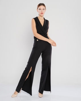 Excuse Work Wear Jumpsuits