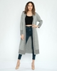 Pitiryko Open-Ended Casual Cardigans