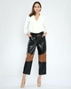 Two'e High Waist Casual Trousers