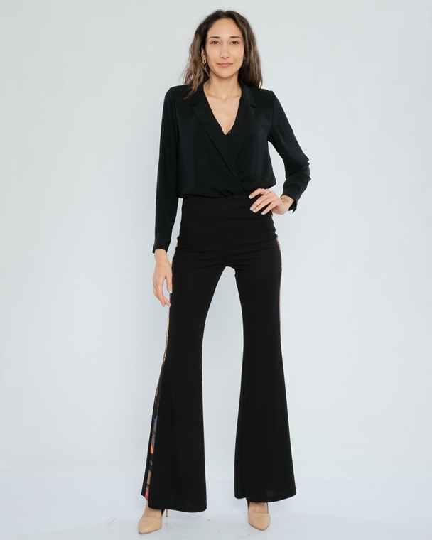 Mianotte High Waist Casual Trousers