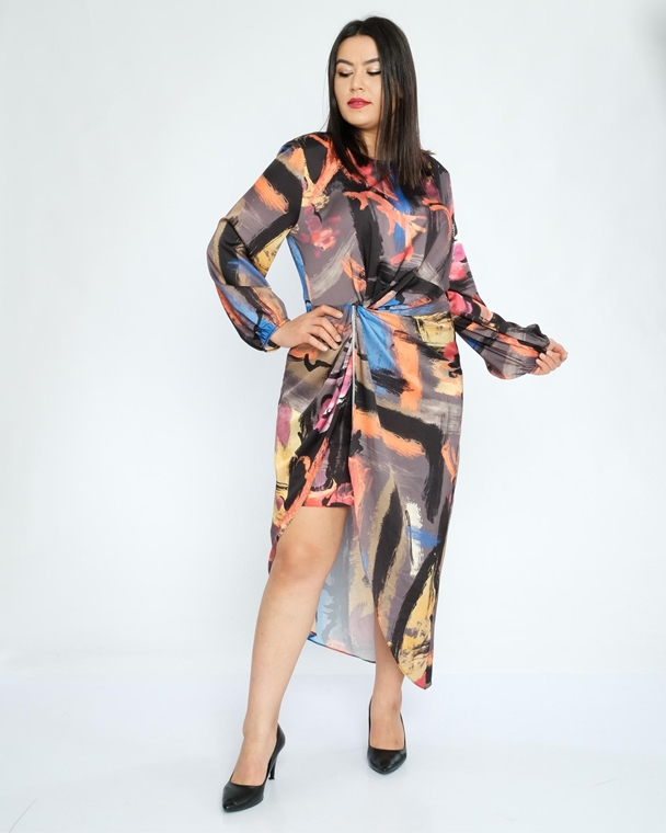Mianotte Casual Evening Dress