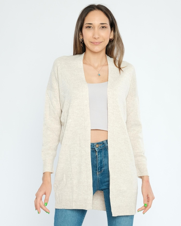 Parkhande Open-Ended Casual Cardigans