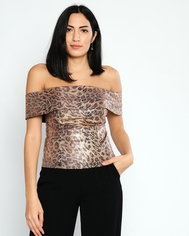 Airport Boat Neck Night Wear Blouses